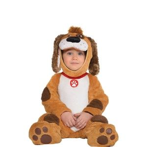 Other - COSTUME: Playful PUP - (4PCS) SIZE 0 - 6 MONTHS
